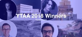 Young Talent Architecture Award 2018 Winners!