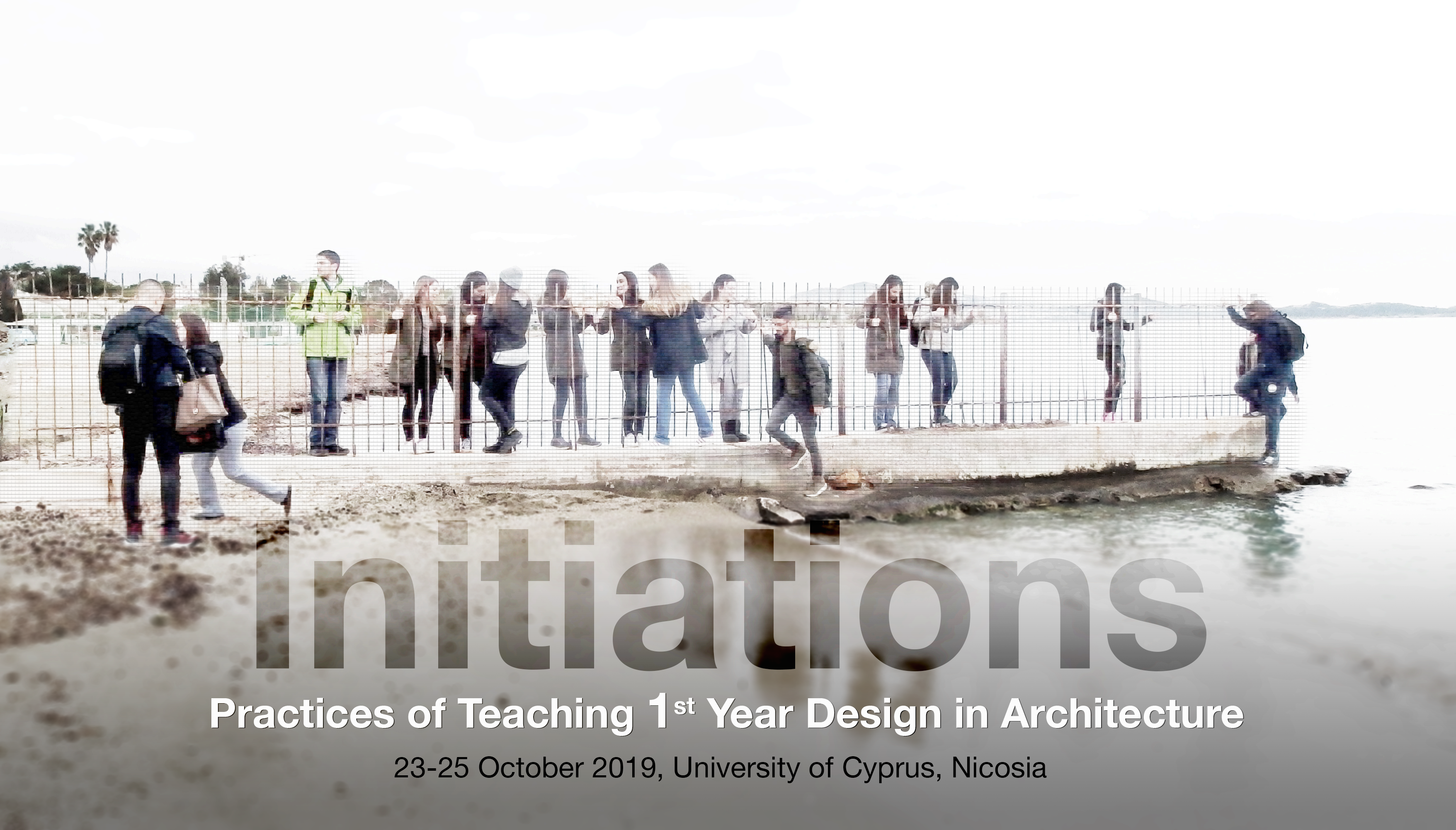 CONFERENCE 'Initiations: Practices of Teaching 1st Year Design in